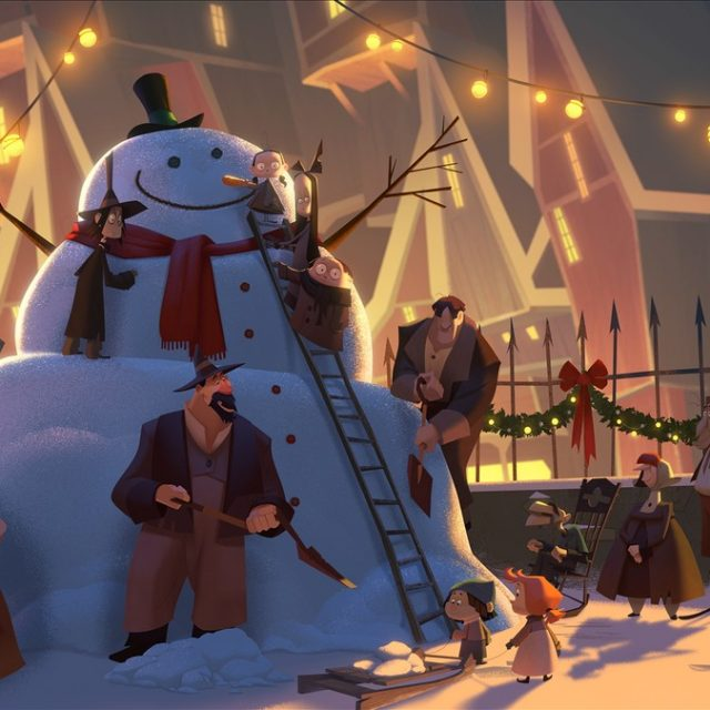Baby Health in Winter Here Are All the Holiday Shows and Movies Heading to Netflix This Winter