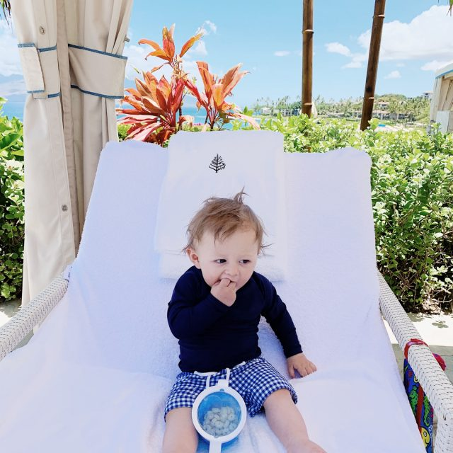 Baby Health in Winter Hotel Travel Essentials for Baby to 1 Year Old