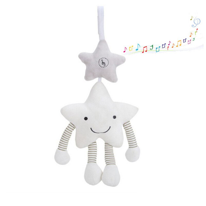 Babies' Soft Bed Hanging Toy