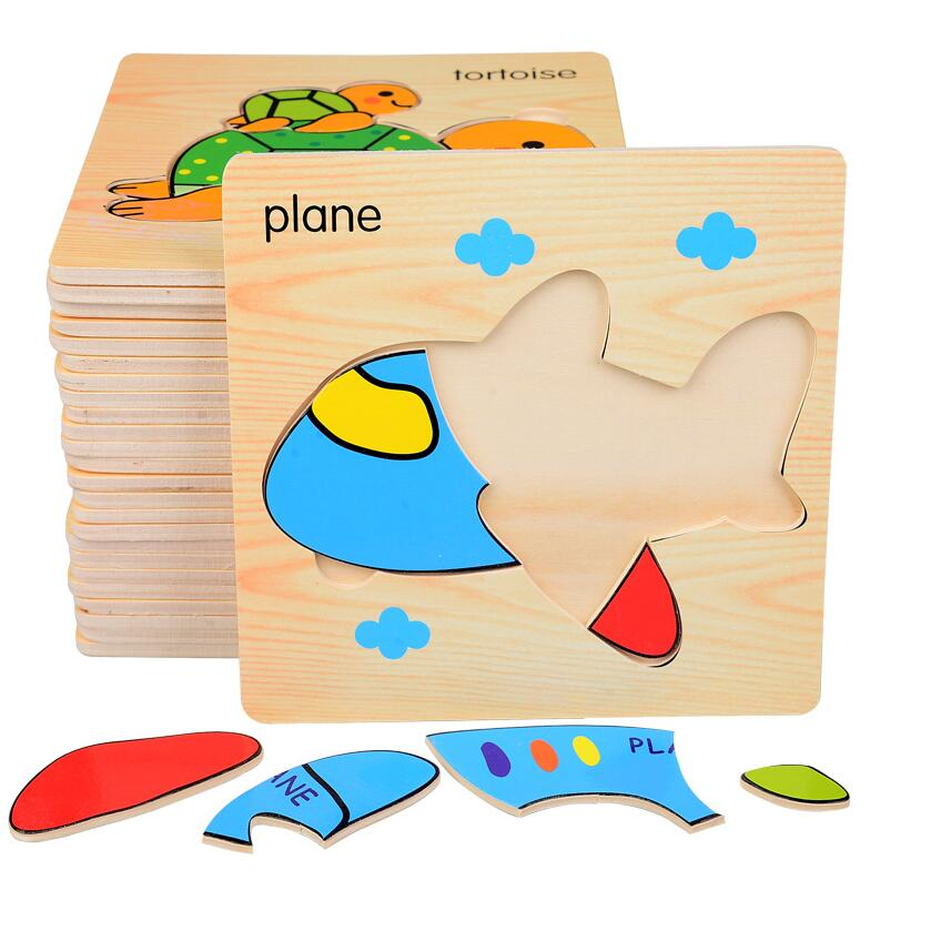 Baby Educational 3D Puzzle Toy