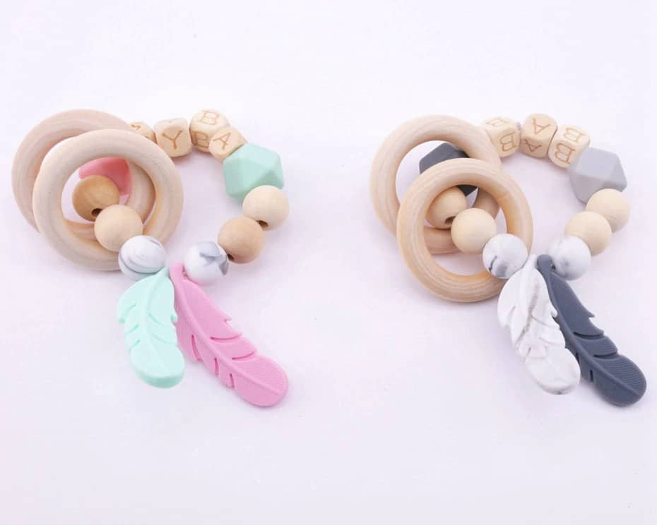 Baby Bracelet Rattle Toy