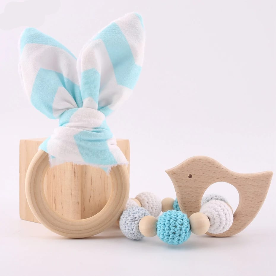 Baby Soft Rattle Toy