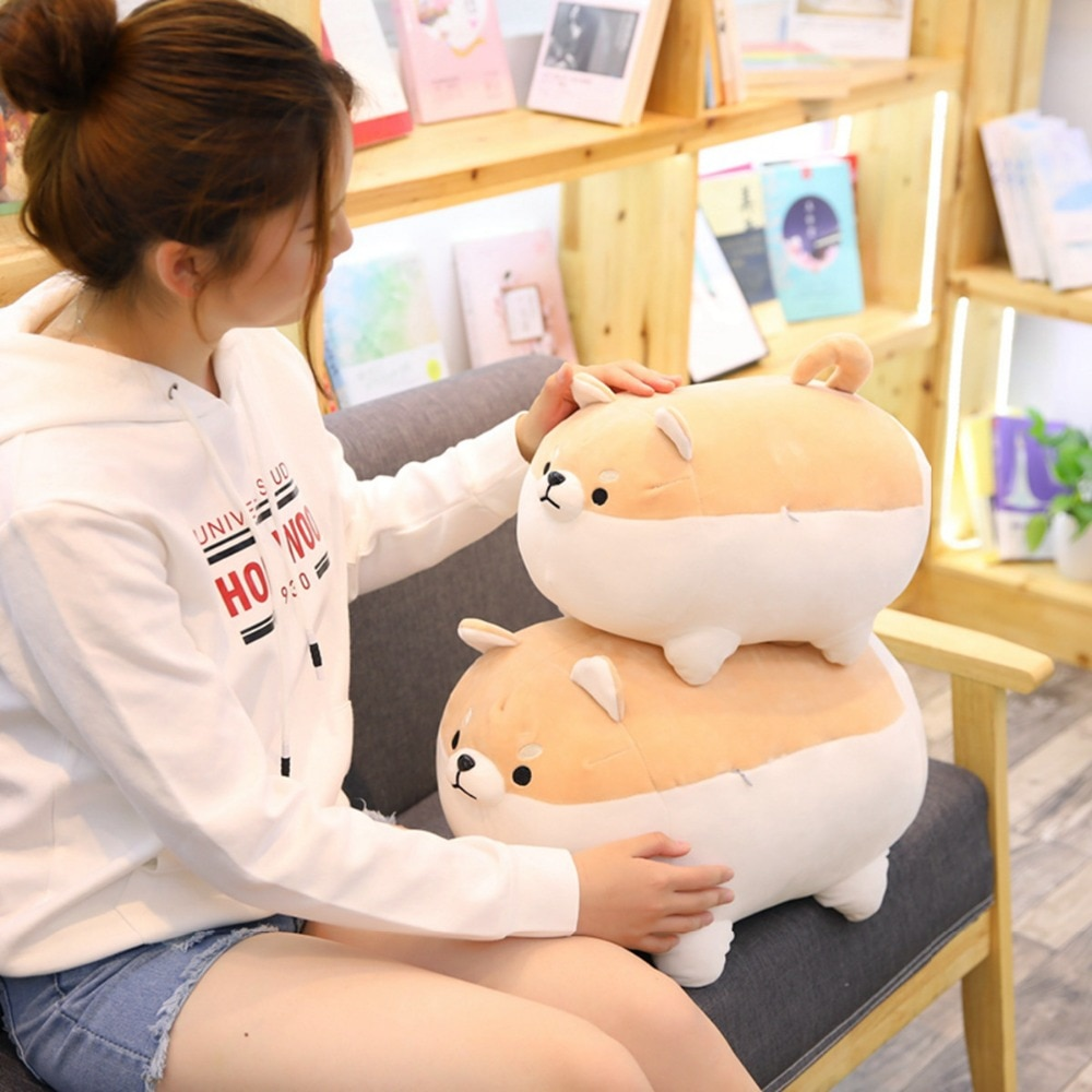 Shiba Dog Plush Toy