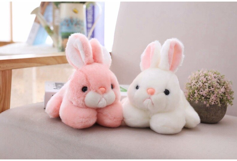 Cute Plush Rabbit Toy