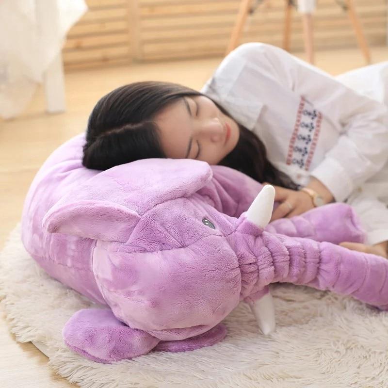 Soft Elephant Plush Toy