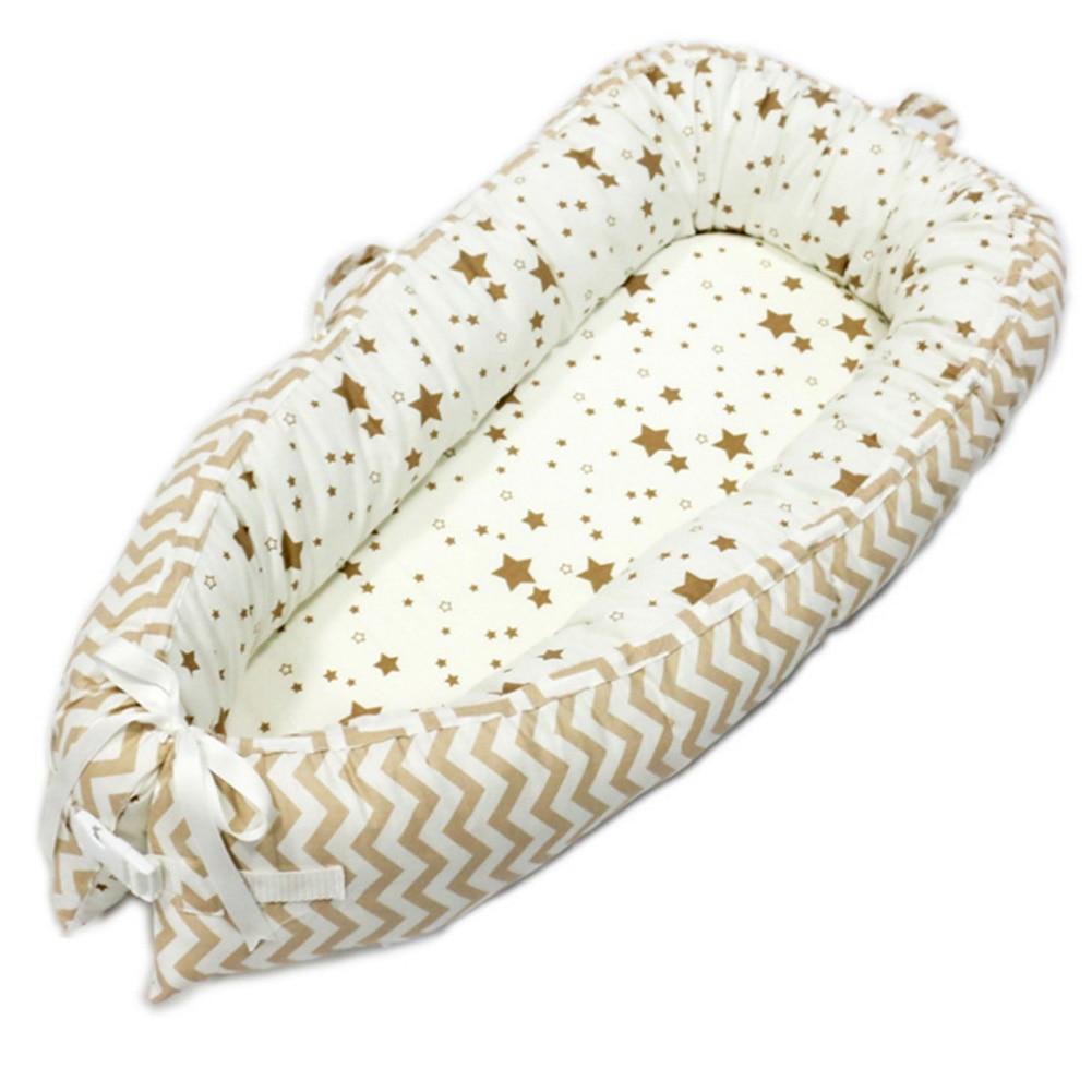 Portable Printed Cotton Cradle
