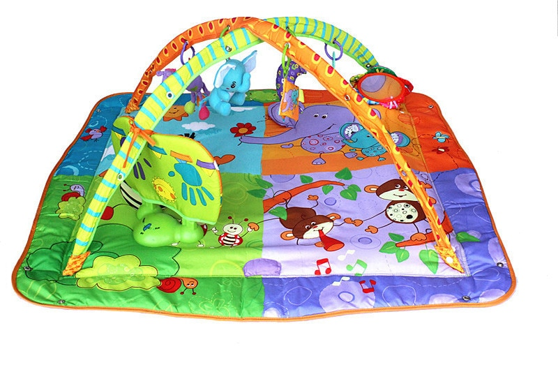 Colorful Plapen with Toys for Children