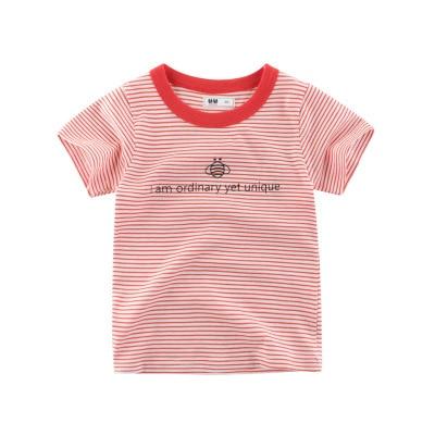 Boy's Printed Cotton T-Shirt