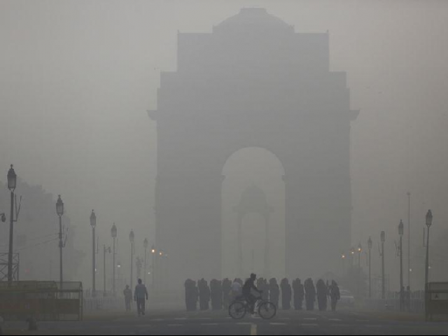 Baby Health in Winter Mothers-to-be fear for their unborn in smog-choked Delhi