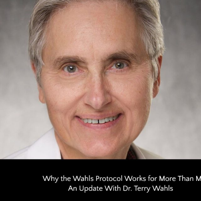 Baby Health in Winter 297: Why the Wahls Protocol Works for More Than MS: An Update With Dr. Terry Wahls
