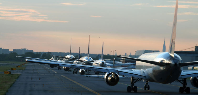 Baby Health in Winter The airline industry faces its biggest crisis since 9/11. What's next?