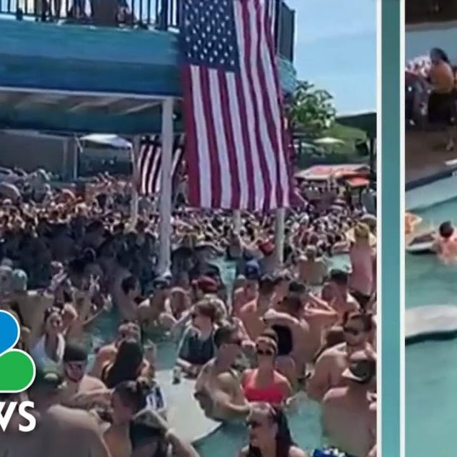 Healthy fod for babies Attendee At Packed Memorial Day Gathering Tests Positive For Coronavirus | NBC Nightly News – NBC News
