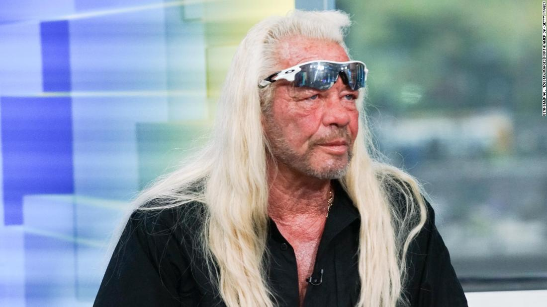 Healthy fod for babies Duane 'Dog the Bounty Hunter' Chapman is engaged