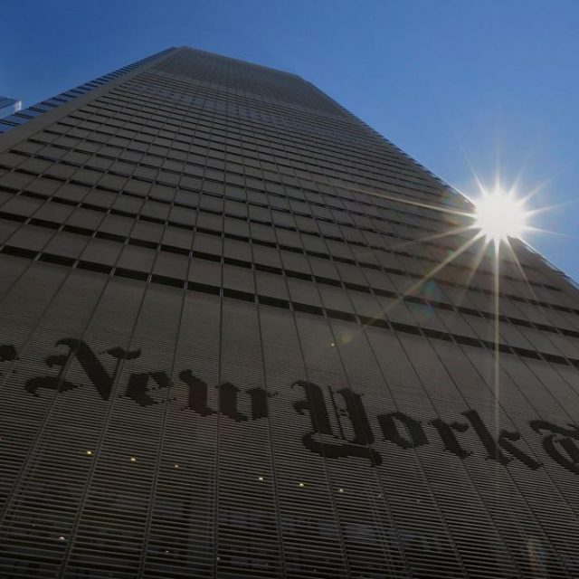 Healthy fod for babies New York Times ends partnership with Apple News – Reuters