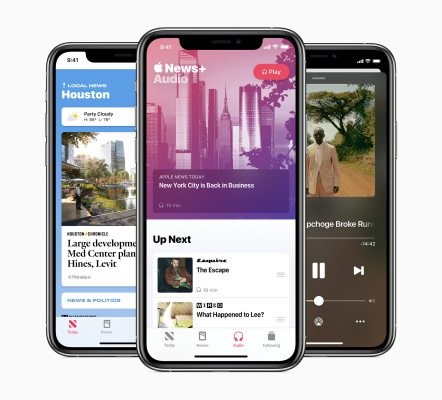 Healthy fod for babies Apple News adds new audio features, including a daily briefing, alongside expanded local coverage