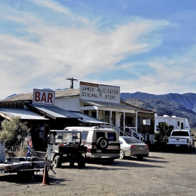 Baby Health in Winter Tiny Ghost Town of Cleator, Arizona (Pop. 8) Can Be Yours for $1.25 Million