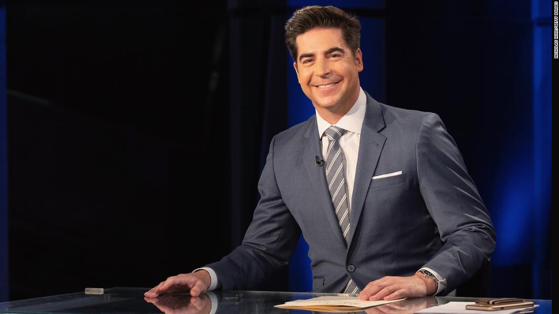 Healthy fod for babies Analysis: Why Fox News' Jesse Watters seized on QAnon