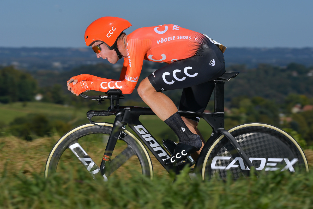Baby Health in Winter Will Barta hopes to 'repay the faith' to Ochowicz and CCC