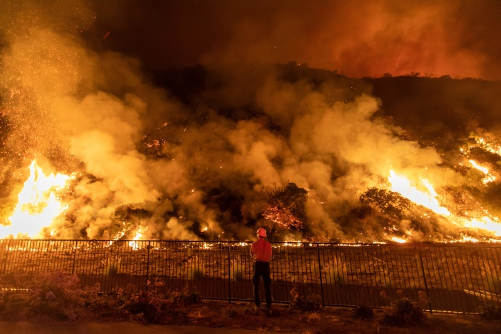 Baby Health in Winter Ranch 2 Fire Updates: What We Know So Far About The Wildfire Burning Near Azusa – LAist