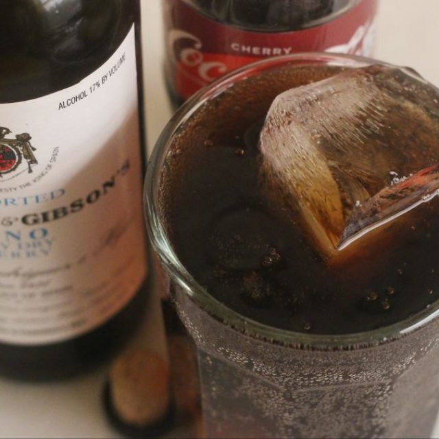 Healthy fod for babies Combine Cherry Coke and Sherry to Make a Scherry Coke